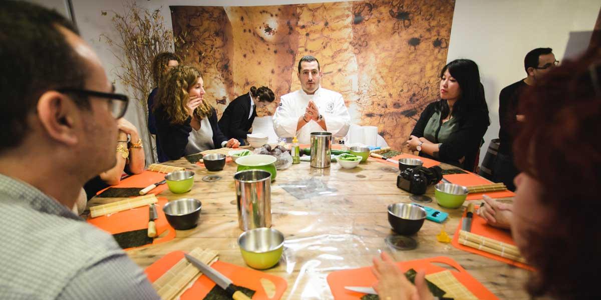 formation professionnelle certifiée pour sushiman