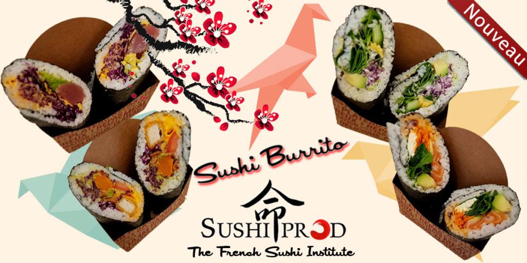 Formation professionnelle Sushi Burrito